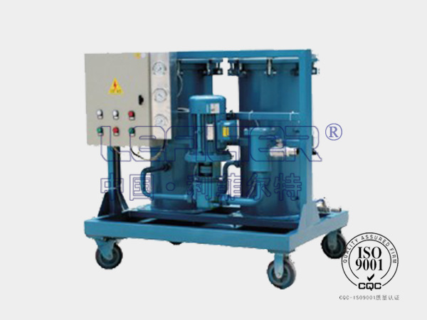 GLYC-25 高粘度油滤油机