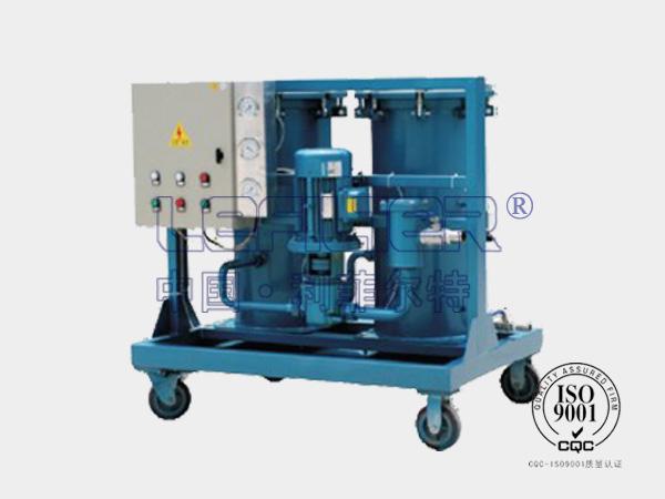 LYC-50G 高固含量油滤油机