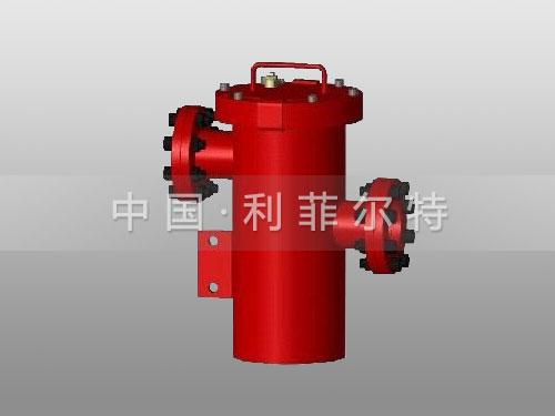 DFV系列自封式大流量管路过滤器
