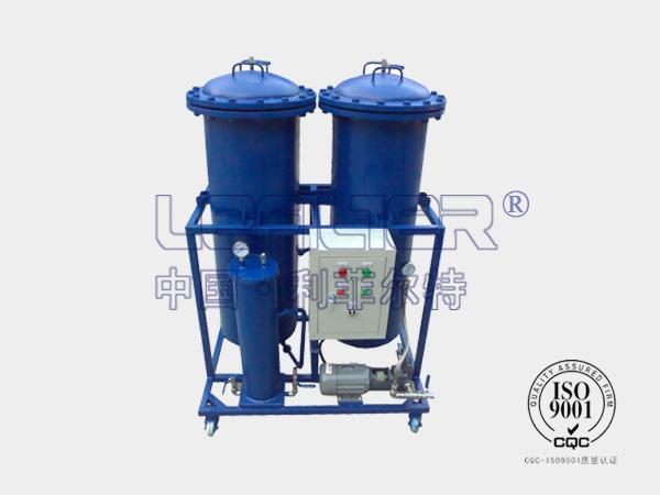 高配高精度滤油机
