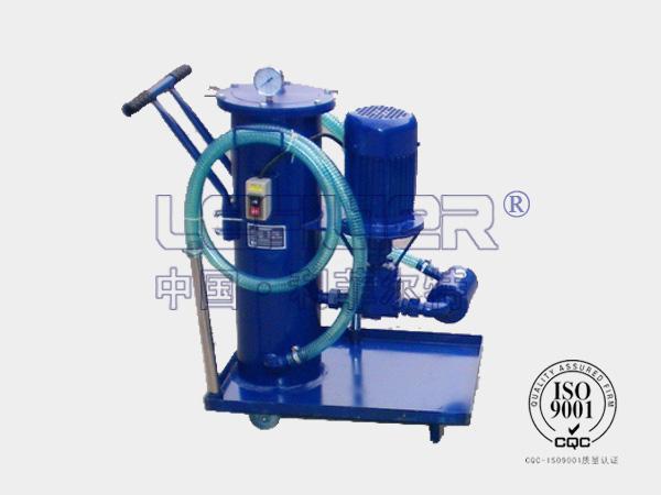 加油小车LUC-100滤油机
