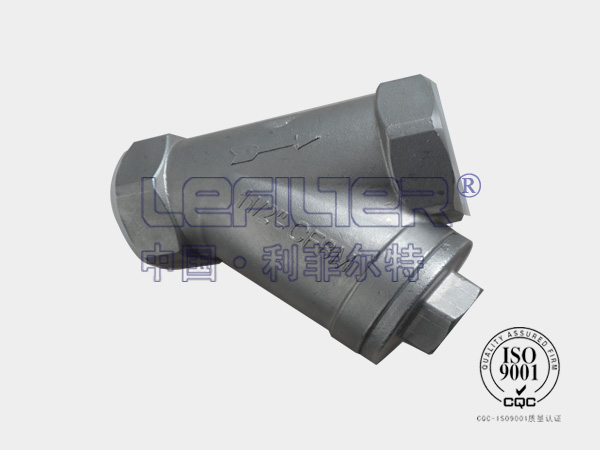 利菲尔特DN50不锈钢304-Y型过滤器