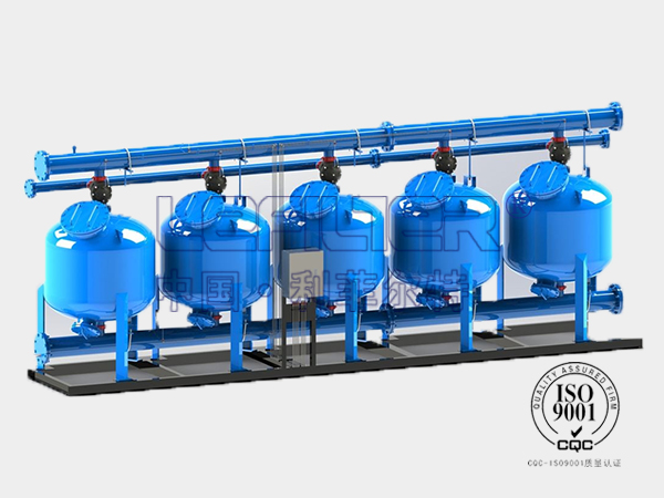 水处理--浅层砂过滤器