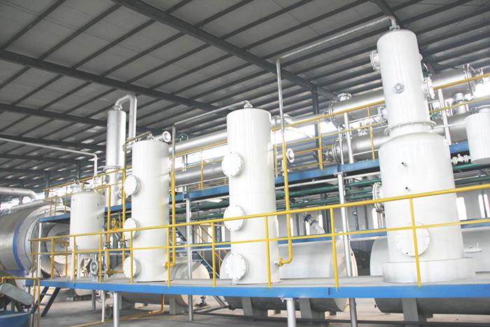 废塑料炼油裂解设备