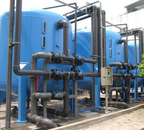 活性炭过滤器-新乡利菲尔特水处理设备