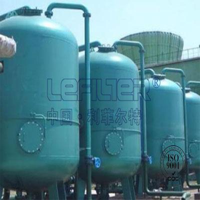 锰砂过滤器-新乡利菲尔特污水处理设备