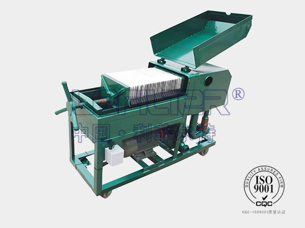 厂家直销板框式压滤机LY-150