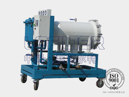 LYC-200J系列聚结脱水滤油机