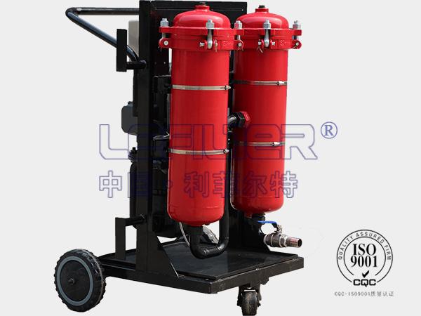 LYC-100B双筒滤油机