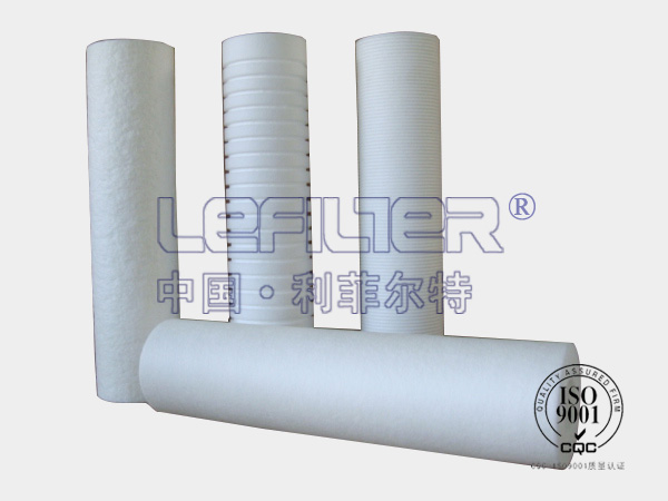 保安过滤器PP熔喷滤芯PP-40-5μ