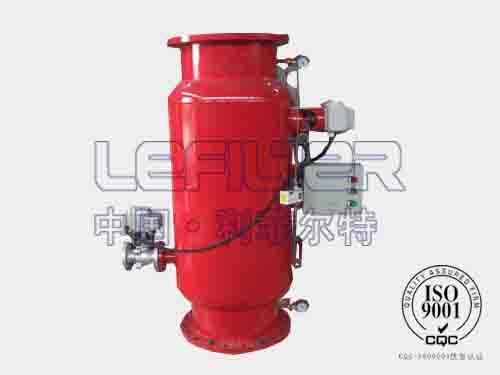 LFZ-800-X立式全自动自清洗过滤器