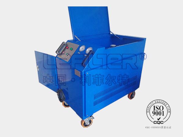 自带油箱式LYC-32CL箱式滤油机
