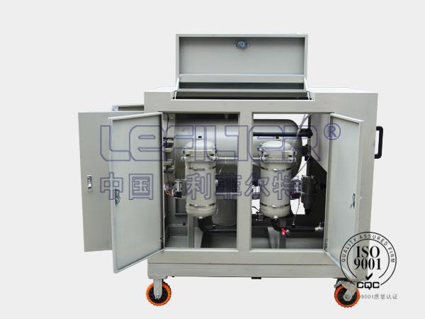 带油箱式LYC-50CL箱式移动滤油机