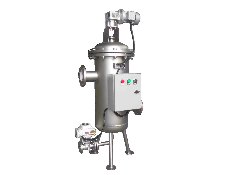立式全自动清洗过滤器LFZ-700-X