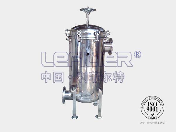 法兰式不锈钢袋式过滤器LFD-2-1P