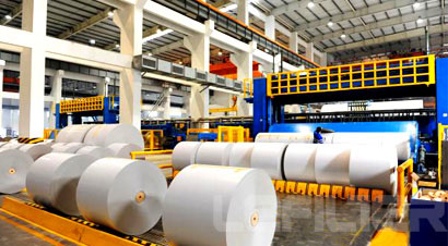 纸厂专用滤芯案例展示-玖龙纸业