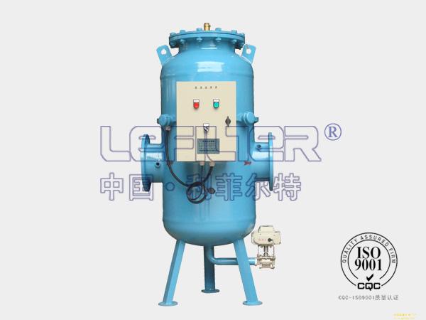 ZL-JT-DN80立式自清洗过滤器