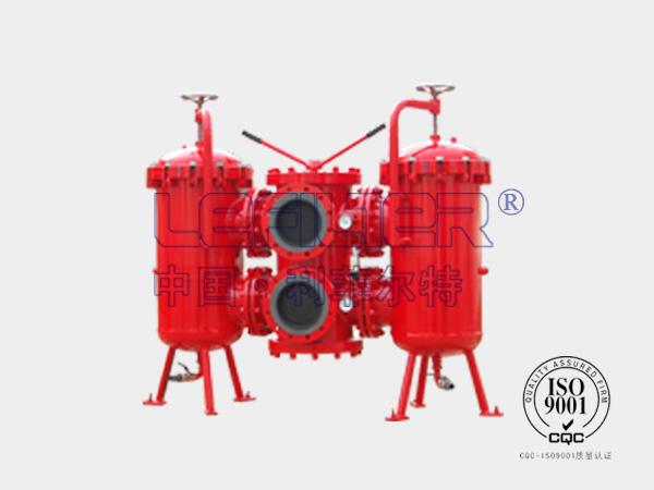 SDRLF系列双筒回油管路过滤器
