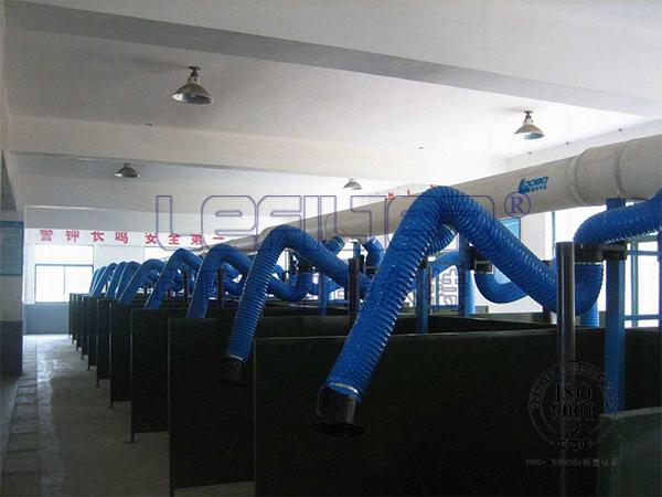 大型工业焊烟净化器集中式焊烟除尘器