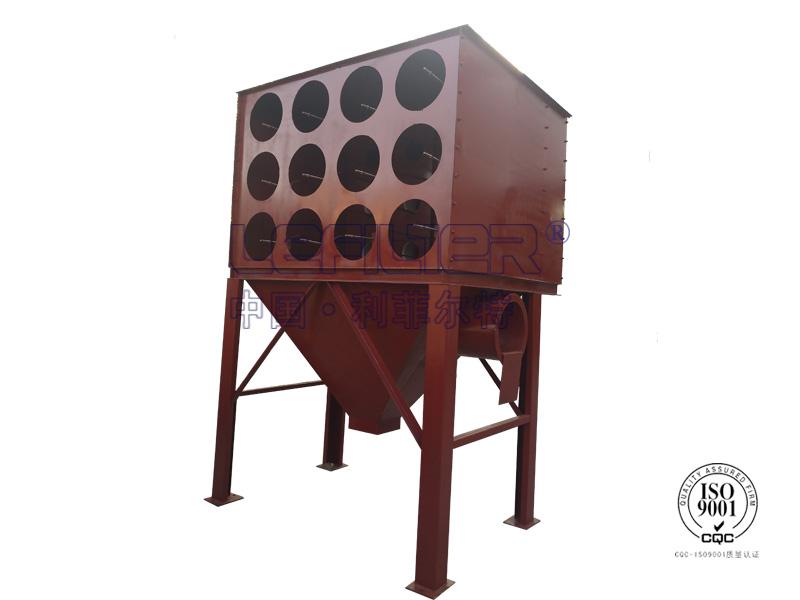 粮食收尘仓顶脉冲式滤筒除尘器